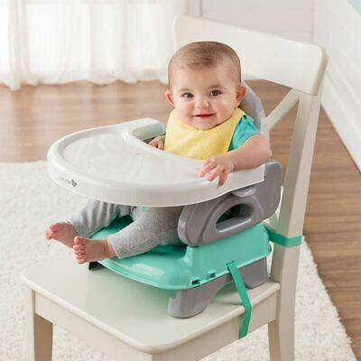 Summer Infant Deluxe Portable Travel High Chair Booster Seat