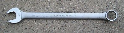 """PROTO 2"""" 12 POINT COMBINATION Box Open End WRENCH USA Industrial Mechanics Tool"""
