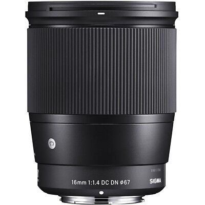 Sigma 16mm F1.4 Dc Dn Contemporary Mft