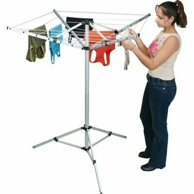SunnCamp 4 Arm Camping Airer Dryer Portable Airer