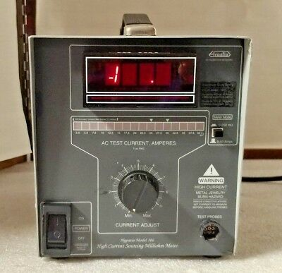 (8.4) Hypatia Model 306 High Current Sourcing Milliohm Meter