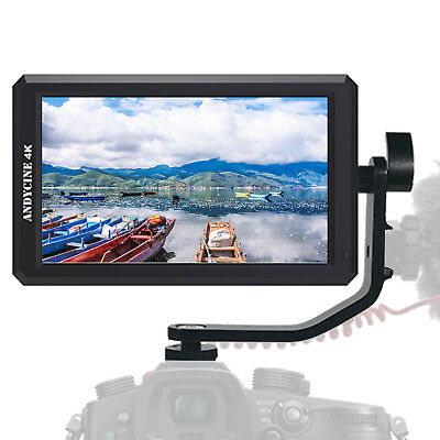 ANDYCINE A6 5.7Inch 1920x1080 IPS DSLR HDMI Field Video Monitor DC 8V Power Out