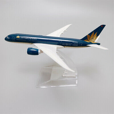 16cm Air Vietnam Airlines Boeing 787 B787 Aircraft Airplane Model Plane Toy Gift