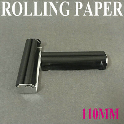 Size 110mm Joint Roller Machine Blunt Fast Cigar Rolling Cigarette Weed Raw New