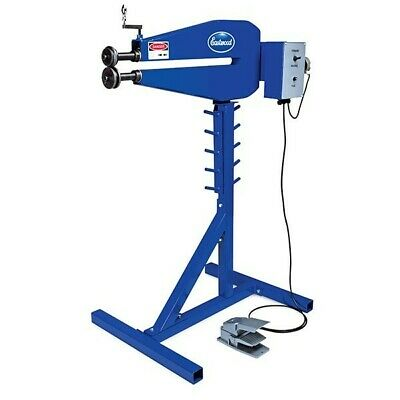 Eastwood Motorised power drive bead roller with stand and foot pedal