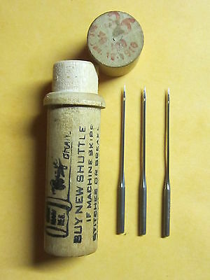 Boye American #7 Treadle Sewing Machine Needles