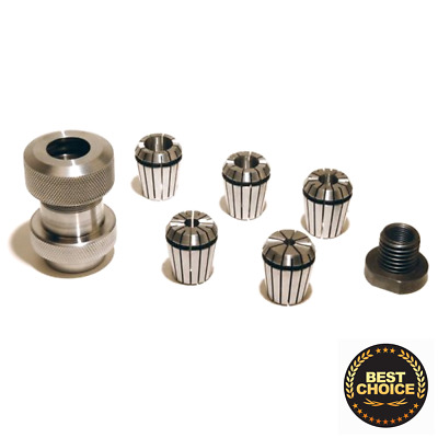 PSI Woodworking Products LCDOWEL Dowel Collet Chuck System ...LnStr