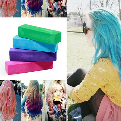 Disposable Cosplay Party Hairs Dyeing Temporary Hair Chalk Color Dye Kits