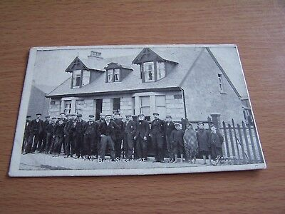 Pilgrimage to Blantyre Mr W Rae Bone Specialist Vintage Postcard