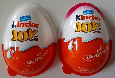 Kinder Joy Toys Austria 2018-2019, incl. Bpz, choose your single pieces!!