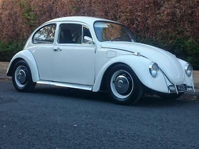VW  beetle classic car bug herbie type 1 historic tax exempt love bug. offers?