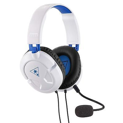Turtle Beach Recon 50P Stereo Gaming Headset in White