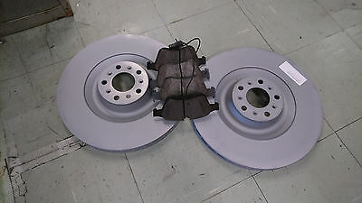 Bentley Continental Gt Front Brake Kit