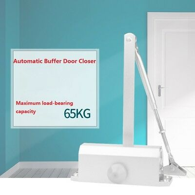 Surface Mounted Fire Rated Automatic Buffer Door Closer, Auto Spring Closing