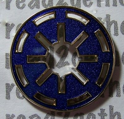 Star Wars Emblems Galactic Republic Symbol Disney Pin 099