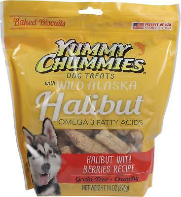 Yummy Chummies Grain Free Crunchy Dog Treats