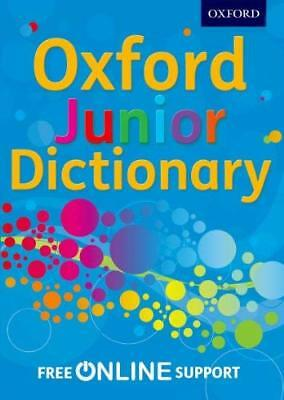 Oxford Junior Dictionary by Oxford Dictionaries New Mixed media product Book