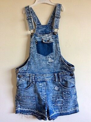 Next Girls Jeans Trousers Jumpsuit Shorts Tops Age 11 Years Denim