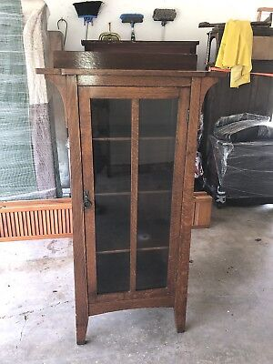 LIMBERT  #357 Single Door Bookcase