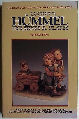 Luckey's Hummel Figurines And Plates By Carl F. Luckey