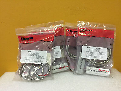 Ademco / Honeywell 960 (Lot of 4) 2400 VDC, 100 A, XTP Magnetic Contacts. New!