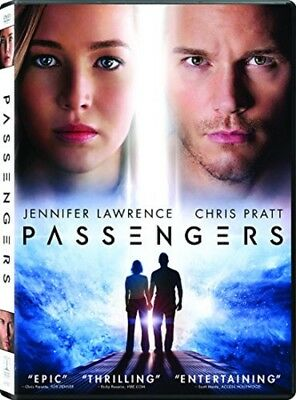 Passengers (DVD, 2017) SHIPS IN 1 DAY WITH TRACKING