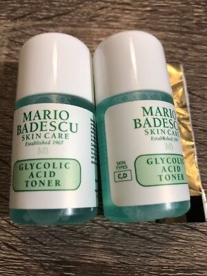 Mario Badescu Glycolic Skin Renewal Complex, Travel Size, .5 Oz Ponds Moisture Clean Soft & moist Towelettes Luminous Clean 28 count (Pack 3)