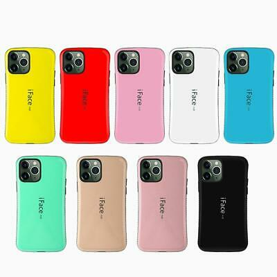 iFace Anti-knock TPU Shockproof Cases Hard PC+ Soft TPU Cover For iphone 6 7 8 X