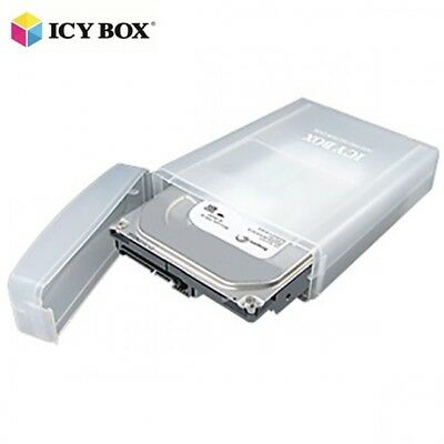 """ICY BOX IB-AC602a Protection box for 3.5"""" HDDs"""