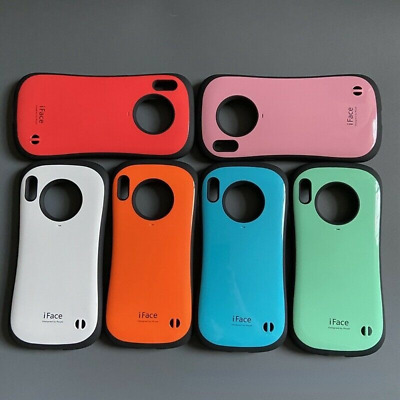 For HUAWEI Series iFace Anti-knock TPU Shockproof Cases Hard PC+ Soft TPU Cover