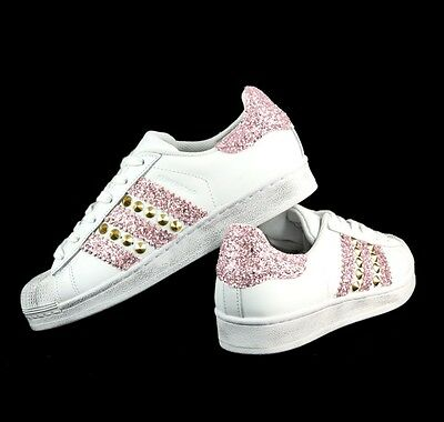 scarpe adidas superstar brillantini