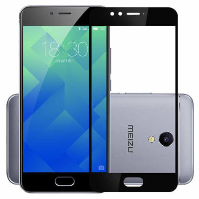 Screen Protector For Meizu M6 Note M6S Pro7 Plus 2.5D Full Cover Tempered Glass