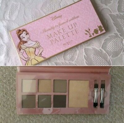 Disney Alice In Wonderland Makeup Palette By Mad Beauty New