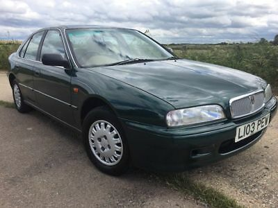 1994 Rover 620i, 1 off only 76 left on the road, honda engine , new tyres  mot,