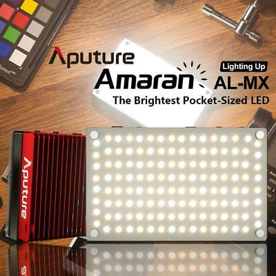 Aputure AL-MX 2800-6500K TLCI/CRI 95 LED Video Light Pocket Sized Camera Light