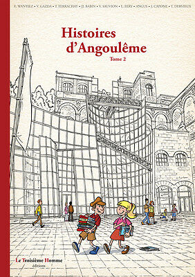 HISTOIRES D'ANGOULÊME tome 2 - TL - N&S - EO 2015