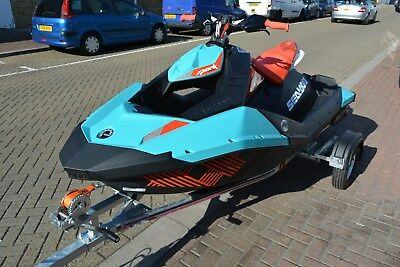 Seadoo Spark TRIXX 2UP 90 2018 Jet Ski Trailer Seadoo Jetski Finance Available