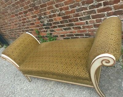 antique french style day bed UK  delivery  available