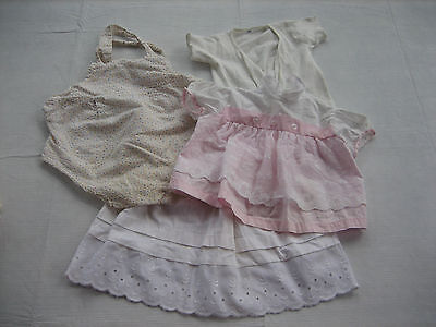 4 Vintage Toddler, Baby Clothes - Himstedt, Wee Moderns, Kiddy Petite