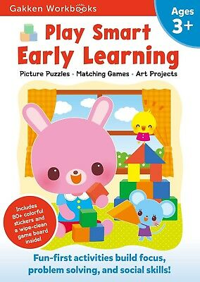 Play Smart Early Learning (Ages 3+) - Retail $6.99