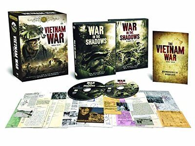 New: Complete Vietnam War 1954-1975 [2-DVD Collection Set w/ Special OPS]
