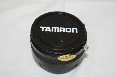 Tamron MC 2x Tele Converter Nikon for EM Lens with Front and Rear Caps