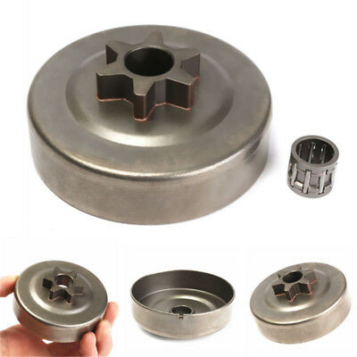 """3/8"""" 7T Clutch Drum Chain Sprocket + Bearing For STIHL 029 039 MS290 MS310 MS390"""