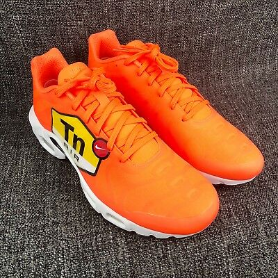 10105509e2 MENS NIKE AIRMAX Plus TN NS GPX - Orange - UK9/EU44 - Brand New With ...