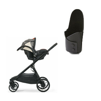 Baby Jogger City Select / Lux Maxi Cosi Car Seat Adapter PLUS Lux Cup Holder NEW