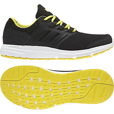 4a52f941d20c Adidas Men Running Shoes Galaxy 4 Trainers Cloudfoam Training B75576 New