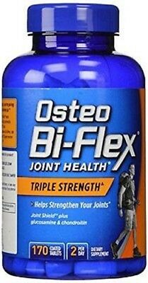 Osteo Bi-Flex Joint Health Triple Strength (170 Coated Tablets) Expired 11/18