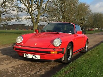 1979 Porsche 911 SC Targa *PRICE REDUCED*