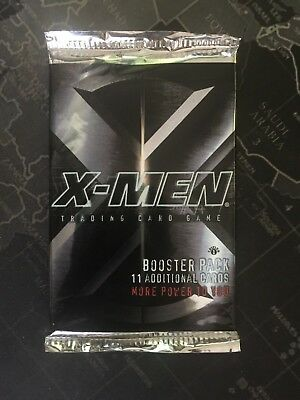 X-MEN TCG - Sealed Booster Pack - CCG Cards