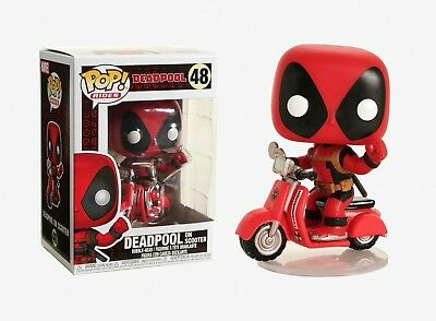 Marvel-Deadpool parodia POP Vinile Bobble Testa Figura 320
